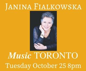 Music Toronto - To Oct 25
