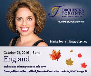 OrchestraToronto - To Oct 23
