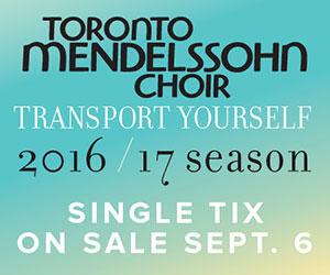 Toronto Mendelssohn - Ongoing - Box - To Nov 7