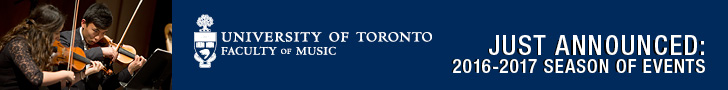 UofT Faculty of Music