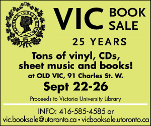 Friends of Victoria University Library