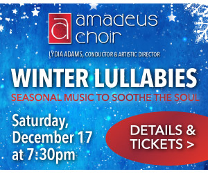 Amadeus Choir - To Dec 17