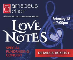 Amadeus Choir - To Feb 7