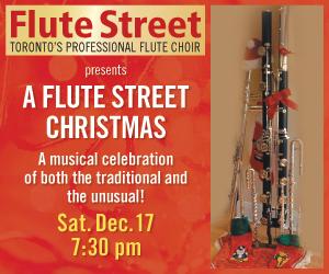 Flute Street - To Dec 17