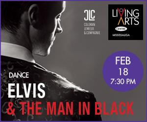 Living Arts Centre - To Feb 7