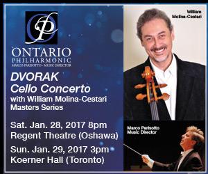 ON Philharmonic - To Jan 29