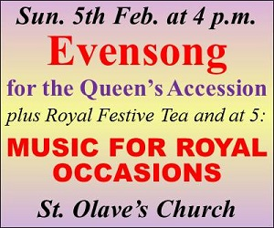 St Olaves - To Feb 5