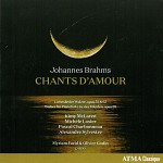 Brahms: Chants d'A[...]