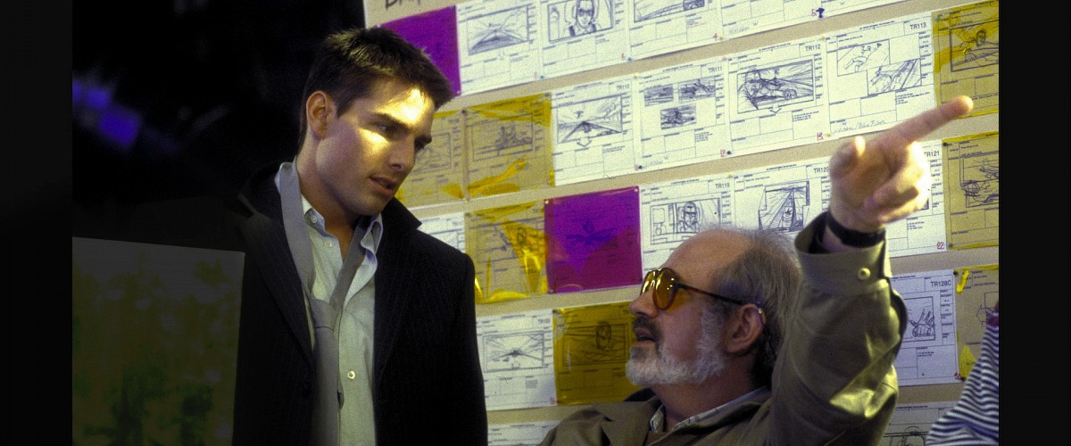 Music and the Movies: De Palma