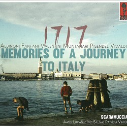 1717: Memories of a Journey to Italy - Scaramuccia