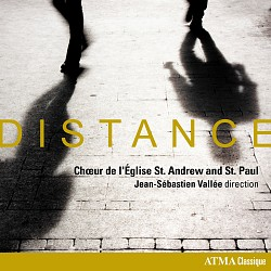 Distance - Choeur de l'Eglise St. Andrew and St. P...