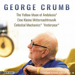 George Crumb Edition, Vol. 18 - George Crumb