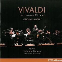 Vivaldi: Concertos pour flûte à bec - Vincent Lauz...