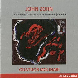 John Zorn: Chamber Music - Molinari String Quartet