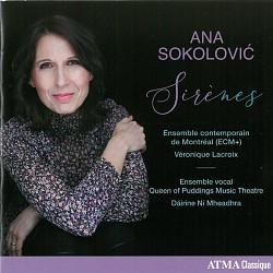Ana Sokolović: Sirènes - Ensemble contemporain de ...