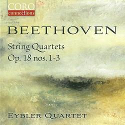 Beethoven String Quartets Op.18 Nos.1-3 - Eybler Q...
