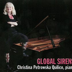Global Sirens - Christina Petrowska Quilico