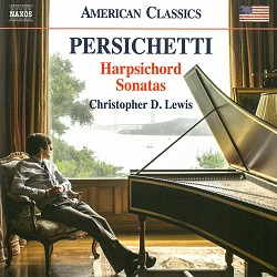 Persichetti Harpsichord Sonatas - Christopher D. L...