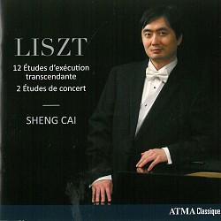 Liszt: 12 Etudes d'exécution transcendante; 2 Etud...