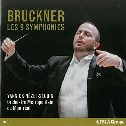 Bruckner: Les 9 Symphonies - Orchestre Metropolita...