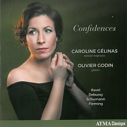 Confidences - Caroline Gélinas; Olivier Godin