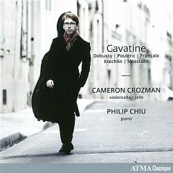 Cavatine - Cameron Crozman; Philip Chiu