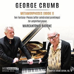 George Crumb Vol.19: Metamorphoses (Book I) - Marc...