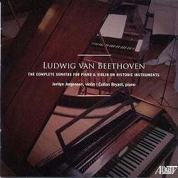 Beethoven: Complete Sonatas for Piano & Violin on ...