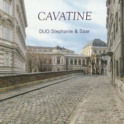Cavatine - DUO Stephanie and Saar