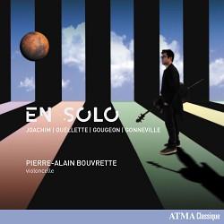 En Solo - Pierre-Alain Bouvrette