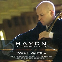 Haydn Cello Concertos Nos. 1 & 2 - Robert deMaine;...