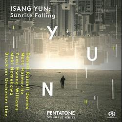 Isang Yun: Sunrise Falling - Dennis Russell Davies...