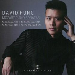 Mozart Piano Sonatas - David Fung