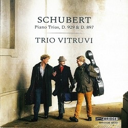 Schubert: Piano Trios - Trio Vitruvi