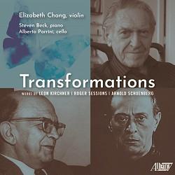 Transformations - Elizabeth Chang