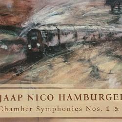 Jaap Nico Hamburger: Chamber Symphonies 1 & 2 - En...