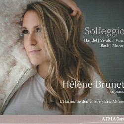 Solfeggio: Handel; Vivaldi; Vinci; Bach; Mozart - ...