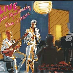 Live - John MacMurchy; Dan Ionescu