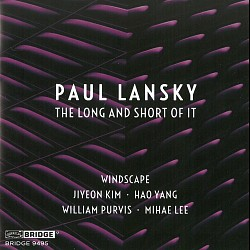 The Long and Short of It - Paul Lansky