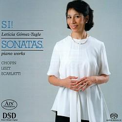 Si! Sonatas - Leticia Gómez-Tagle