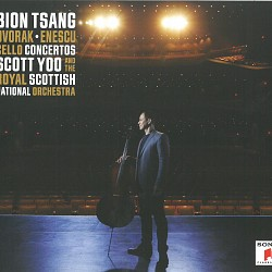 Dvořák & Enescu Cello Concertos - Bion Tsang