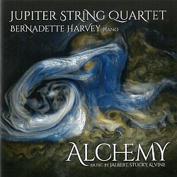Alchemy: Music by Jalbert; Stucky; Vine - Jupiter ...