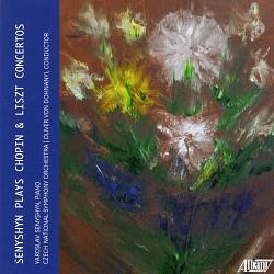 Senyshyn Plays Chopin & Liszt Concertos - Yaroslav...