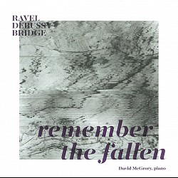 Remember the Fallen - David McGrory