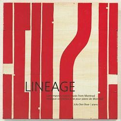 Lineage - Julia Den Boer