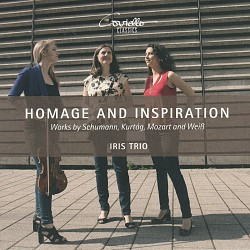 Homage and Inspiration: Works by Schumann, Kurtág,...