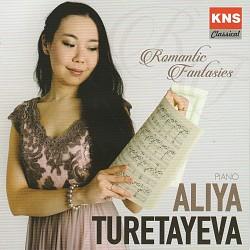 Romantic Fantasies - Aliya Turetayeva