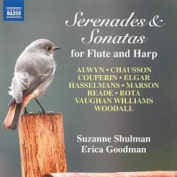 Serenades & Sonatas for Flute and Harp - Suzanne S...