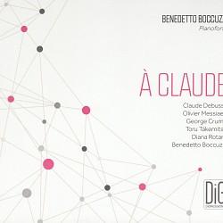À Claude - Benedetto Boccuzzi