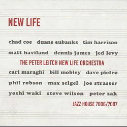 New Life - Peter Leitch New Life Orchestra
